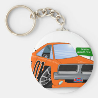 Dodge Charger Keychain
