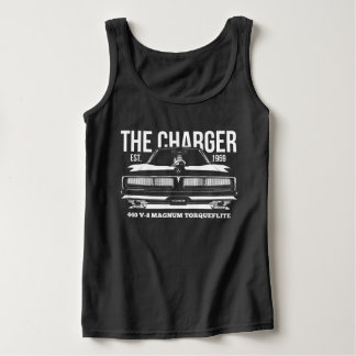 Dodge Charger Magnum Women's tank Top