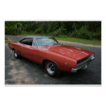 Dodge Charger R/T Poster