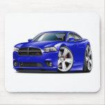Dodge Charger RT Blue Car Mousepads