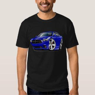 Dodge Charger RT Blue Car T-shirt