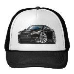 Dodge Charger SRT8 Black Car Mesh Hat