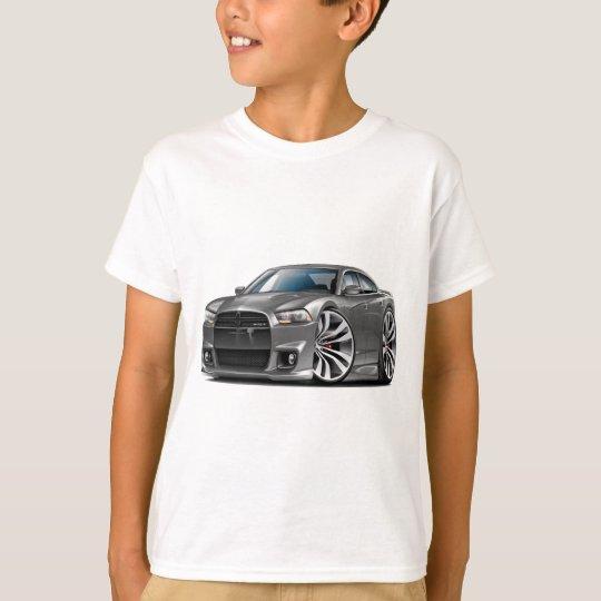 Dodge Charger SRT8 Grey Car T-Shirt