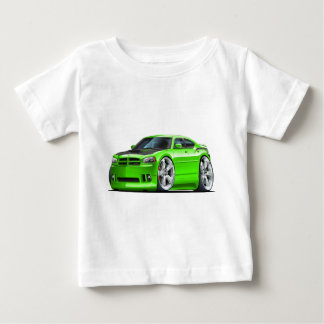 Dodge Charger Super Bee Green Car Baby T-Shirt