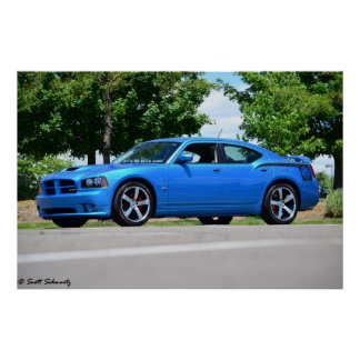 Dodge Charger Super Bee Print