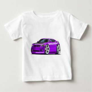 Dodge Charger Super Bee Purple Car Baby T-Shirt