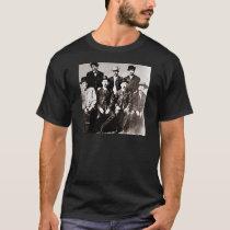 "Dodge City ""Peace Comission"" circa 1883 T-Shirt"