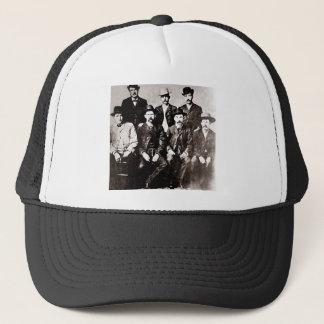 "Dodge City ""Peace Comission"" circa 1883 Trucker Hat"