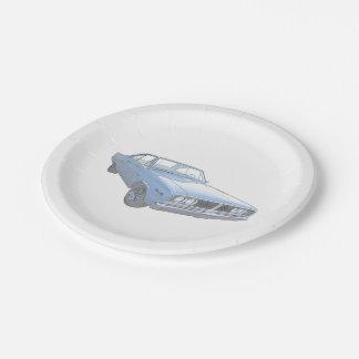 Dodge Coronet Paper Plate