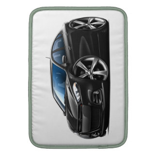 Dodge Dart Black-Black Grill Car Sleeve For MacBook Air