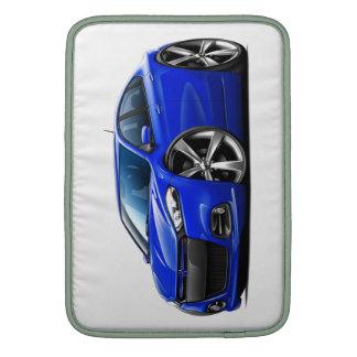 Dodge Dart Blue-Black Grill Car MacBook Air Sleeves