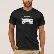 Dodge Dart Graphic Dark Mens T-Shirt