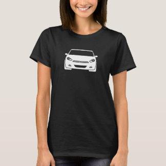 Dodge Dart Graphic Dark Womens T-Shirt