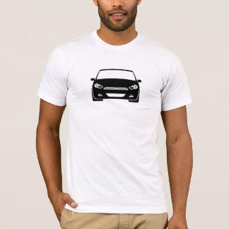 Dodge Dart Graphic Light Mens T-Shirt