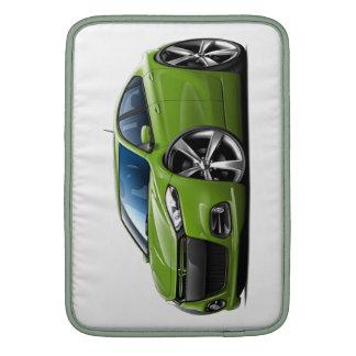 Dodge Dart Green-Black Grill Car MacBook Sleeve