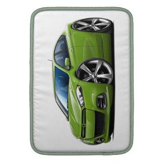 Dodge Dart Green Car MacBook Sleeve