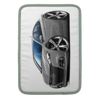 Dodge Dart Grey Black Grill Car MacBook Air Sleeve