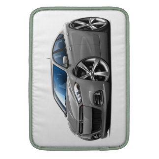 Dodge Dart Grey Car Sleeve For MacBook Air