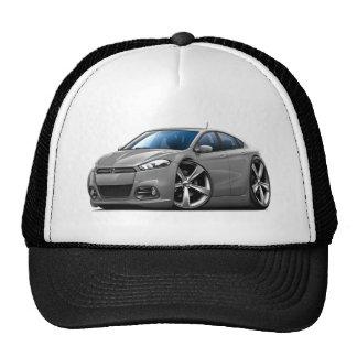 Dodge Dart Grey Car Trucker Hat