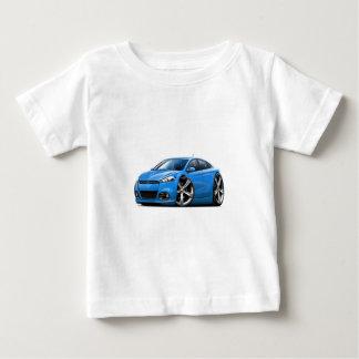 Dodge Dart Laguna Blue Car Baby T-Shirt