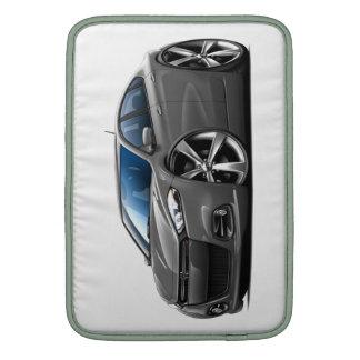Dodge Dart Steel Grey-Black Grill Car MacBook Sleeves