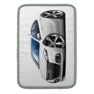 Dodge Dart White-Black Grill Car MacBook Air Sleeve