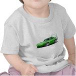 Dodge Daytona Green Car T-shirt