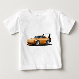 Dodge Daytona Orange Car Baby T-Shirt
