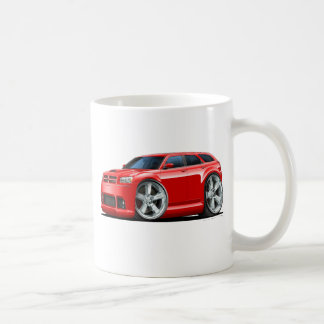 Dodge Magnum Red Car Coffee Mug