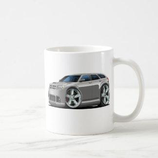 Dodge Magnum Silver Car Coffee Mug