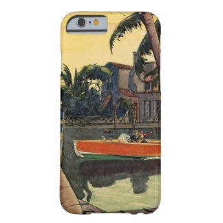 Dodge Motor Speed Boat Jungle Cruise Barely There iPhone 6 Case