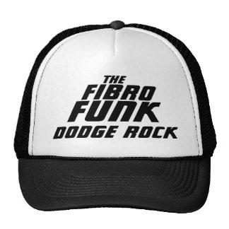 Dodge Rock Trucker Hat - Fibro Funk