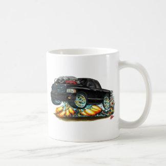 Dodge SRT10 Black Dual Cab Truck Coffee Mug