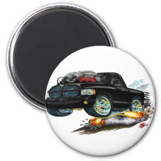 Dodge SRT10 Black Truck Refrigerator Magnet