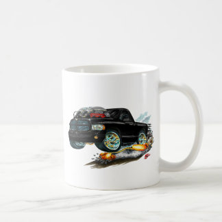 Dodge SRT10 Black Truck Mug