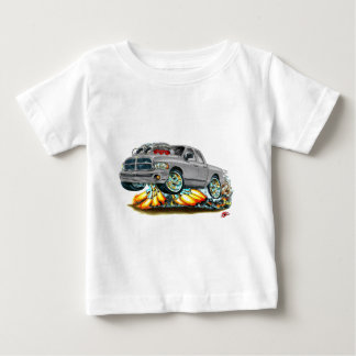 Dodge SRT10 Grey Dual Cab Truck Baby T-Shirt
