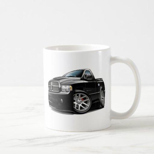 Dodge SRT10 Ram Black Coffee Mug