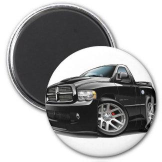 Dodge SRT10 Ram Black Refrigerator Magnet