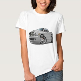 Dodge SRT10 Ram Dualcab Grey Tee Shirt