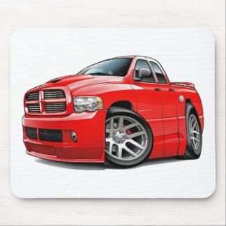 Dodge SRT10 Ram Dualcab Red Mouse Pad