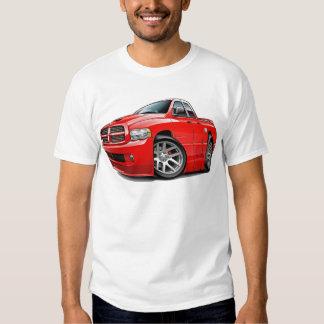Dodge SRT10 Ram Dualcab Red T Shirts