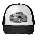 Dodge SRT10 Ram Grey Mesh Hat