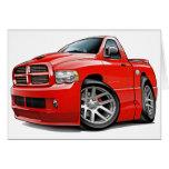 Dodge SRT10 Ram Red Card