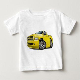 Dodge SRT10 Ram Yellow Baby T-Shirt