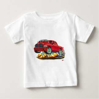 Dodge SRT10 Red Dual Cab Truck Baby T-Shirt
