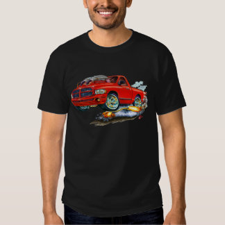 Dodge SRT10 Red Truck T Shirt