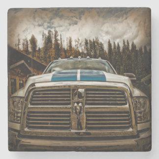 Dodge Stone Coaster
