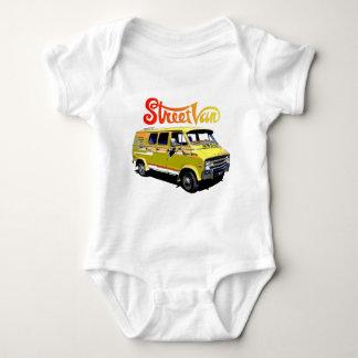 Dodge StreetVan Baby Bodysuit
