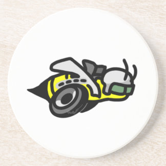 Dodge Super Bee Logo Coaster
