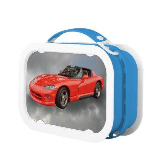 DODGE VIPER LUNCH BOX
